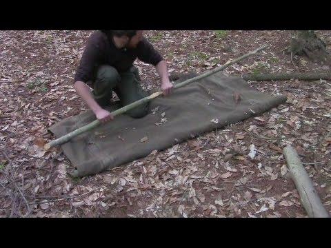 Wool Blanket Stretcher