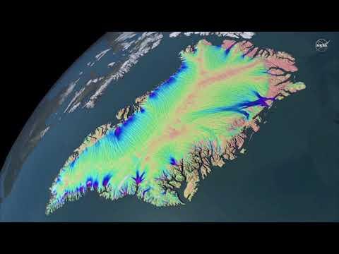Sea level rise accelerates over time