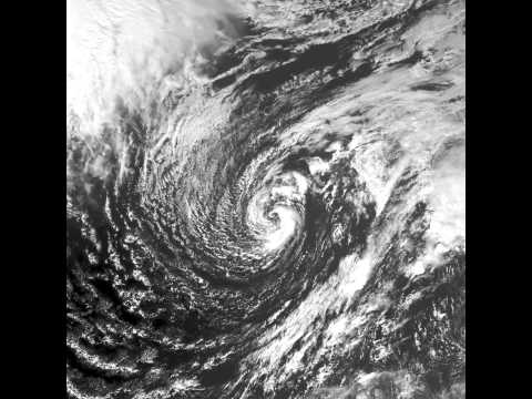 "Satellite Loop of ""60W"" (possibly a subtropical or tropical cyclone)"