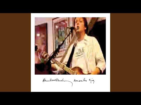 SPILL ALBUM REVIEW: PAUL McCARTNEY - AMOEBA GIG (REISSUE