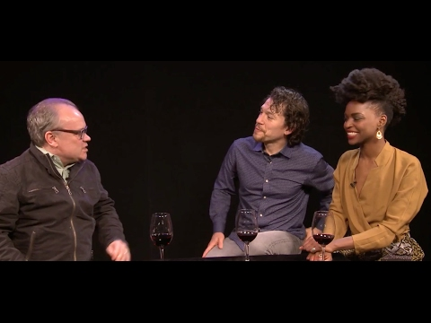 Miguel Cervantes and Samantha Marie Ware talk 'Hamilton'