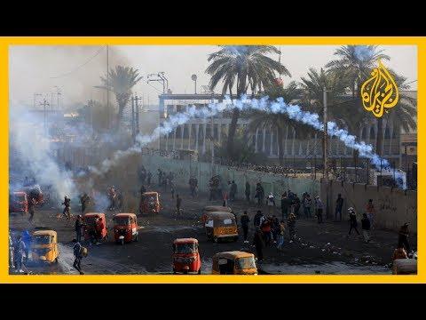 ???? بقوة وبزخم.. محتجو العراق يصعِّدون بعد انتهاء المهلة  - نشر قبل 2 ساعة