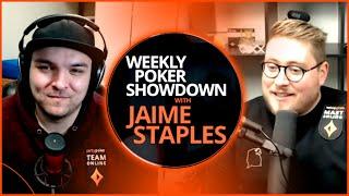 Guest Travis Darroch! Weekly Poker Showdown Episode 9