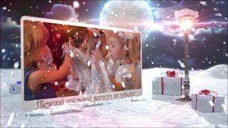 Новогодний утренник в детском саду № 568 (26.12.2014)