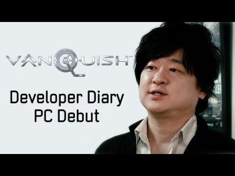 Vanquish | PC Developer Diary PEGI UK