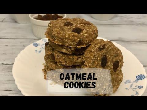 Oatmeal Cookies |