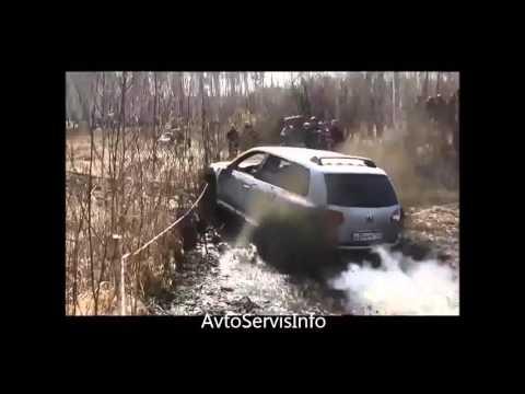 Самая дорогая 5 минутная поездка владельца Туарега Челябинск