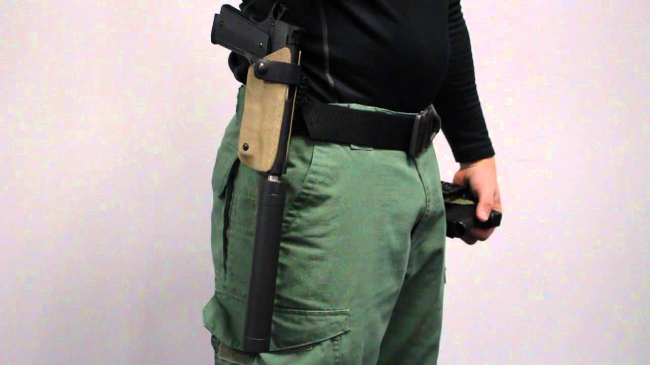 shoulder holster mk23 airsoft