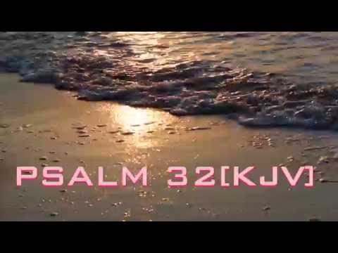 PSALM 32[KJV]
