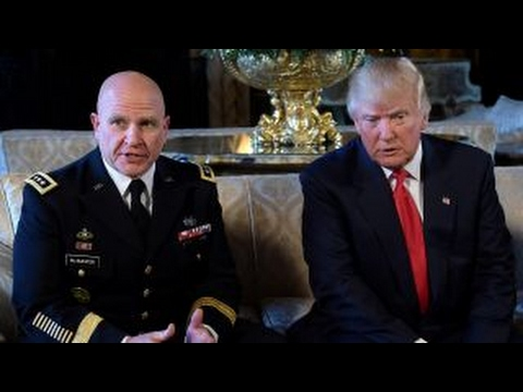 H.R. McMaster will fill key national security adviser post