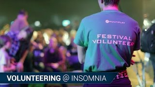 Volunteering @ Insomnia Gaming Festival