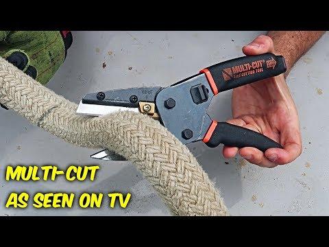 Multi-Cut 3 in 1 - As Seen on TV