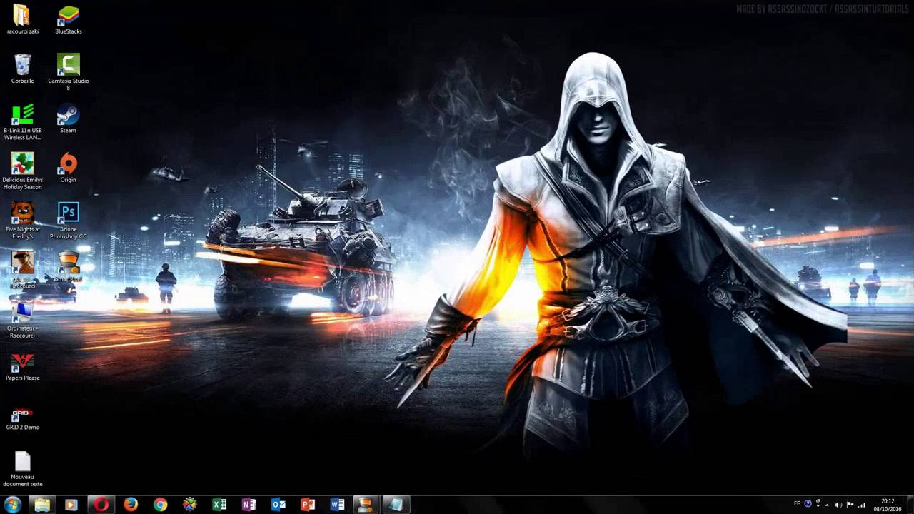 TOP 10 Game wallpapers HD+DOWNLOAD