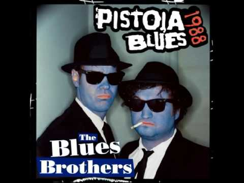 The Blues Brothers Band - Hold On, I'm Coming * Pistoia Blues Festival 1988 * Bootleg