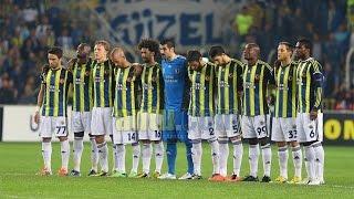 Fenerbahçe SK &  S.L Benfica UEFA Avrupa Ligi Yarı Final Maç Öncesi
