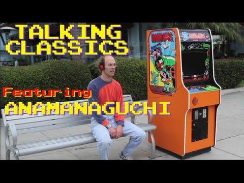 Talking Classics - Chiptunes ft. ANAMANAGUCHI
