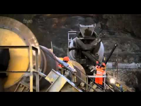 MegaStructures   Icelandic Super Dam english documentary Part 1