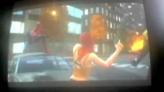Vidéo Test Spiderman Le Regne Des Ombres Wii.