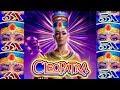 CLEOPATRA Slot Machine  FORT KNOX  Bonus Features & Big Wins IGT Pokies Win Merkur Novoline