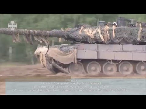 Top 7 German Military Weapon systems