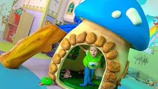Indoor Playground for kids Cool play area with toys