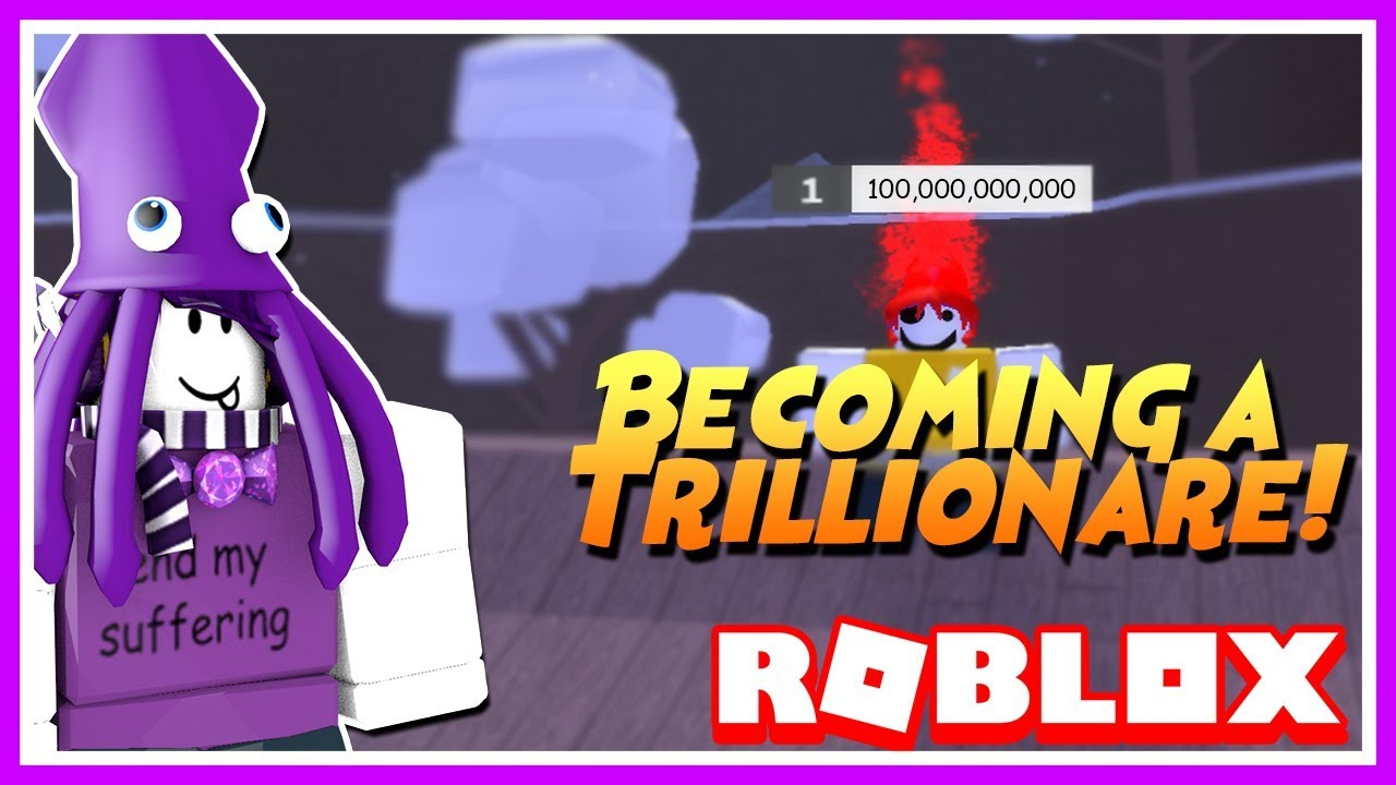 BECOMING A TRILLIONARE ON ROBLOX