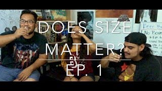 Over A Drink | Ep. 1 | Does Size Matter?!?!