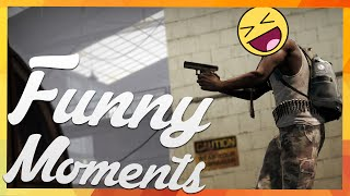 CS:GO - Funny Moments - Chasing, No-Scopes, Suiciding & Knife Fight!