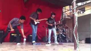 Sano Prakash (Atomic Bush ) Live Covered by Paradox