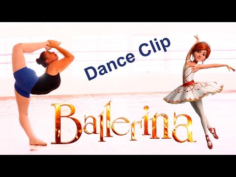 A BAILARINA (O Filme)  - Dance Clip 'JuBailando'