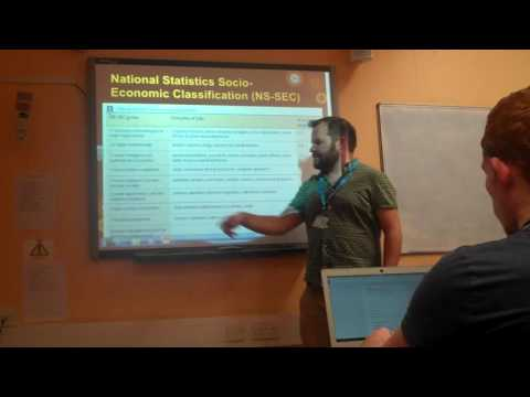Class and identity social class lecture Sociology B Part One 2016