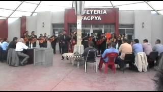 Rondalla Rapsodia Musical- Fuego de noche Nieve de día, Monterrey 2014