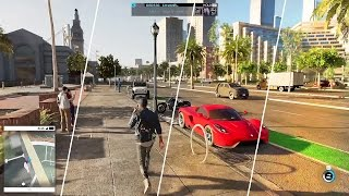 Watch Dogs 2 GTX 1050 (i3 6100) [Low/Med/High/Ultra]