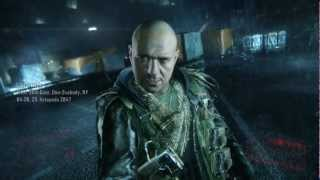Crysis 3 on Asus G53JW(audio:english, subtitles:czech)