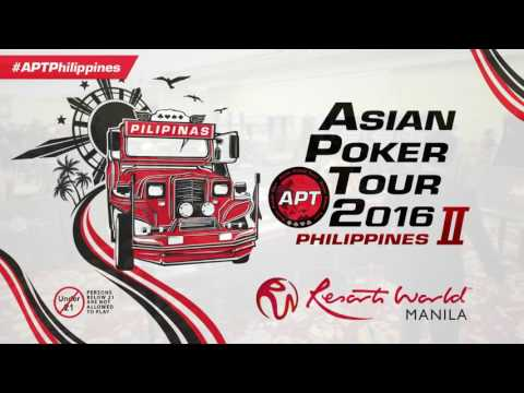 Ante Up for Charity - APT Philippines 2016 II