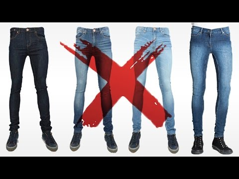 7 Reasons I Hate Skinny Jeans Why You Should Avoid Men S
