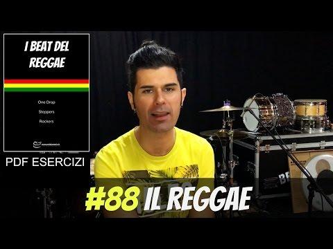 I Ritmi della Batteria Reggae (+ PDF gratuito) #88