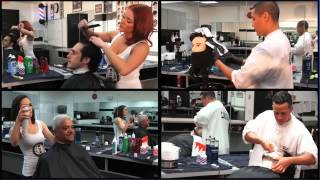 Robert Fiance Barber Commercial
