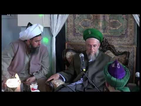 Halifax Naqshbandi Haqqani Mehfil Gathering with Sheikh Mehmet 2013