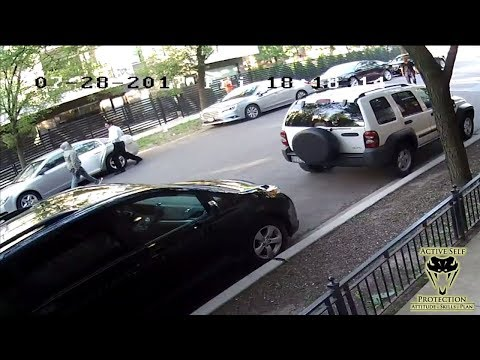 Two Carjackings in Chicago Show When to Run and When to Stand Your Ground   Active Self Protection