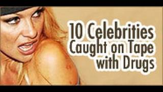 Repeat youtube video 10 Celebrities Caught on Tape with Drugs