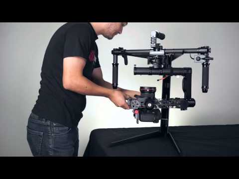 AllSteady 7 Gimbal Balancing Tutorial from Turbo Ace