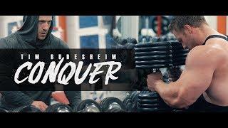 Tim Budesheim - Conquer (Bodybuilding Motivation) [4K]