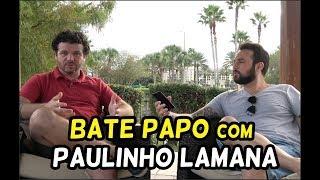 BATE PAPO COM PAULINHO LAMANA/ FOREX