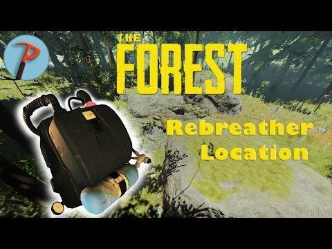 How To Find The Rebreather In The Forest Youtube Другие видео об этой игре. how to find the rebreather in the forest