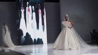 Hudayya at the Lagos Bridal Fashion Week 2018