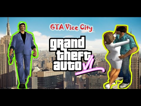 GTA Vice City Deluxe Gameplay 2019