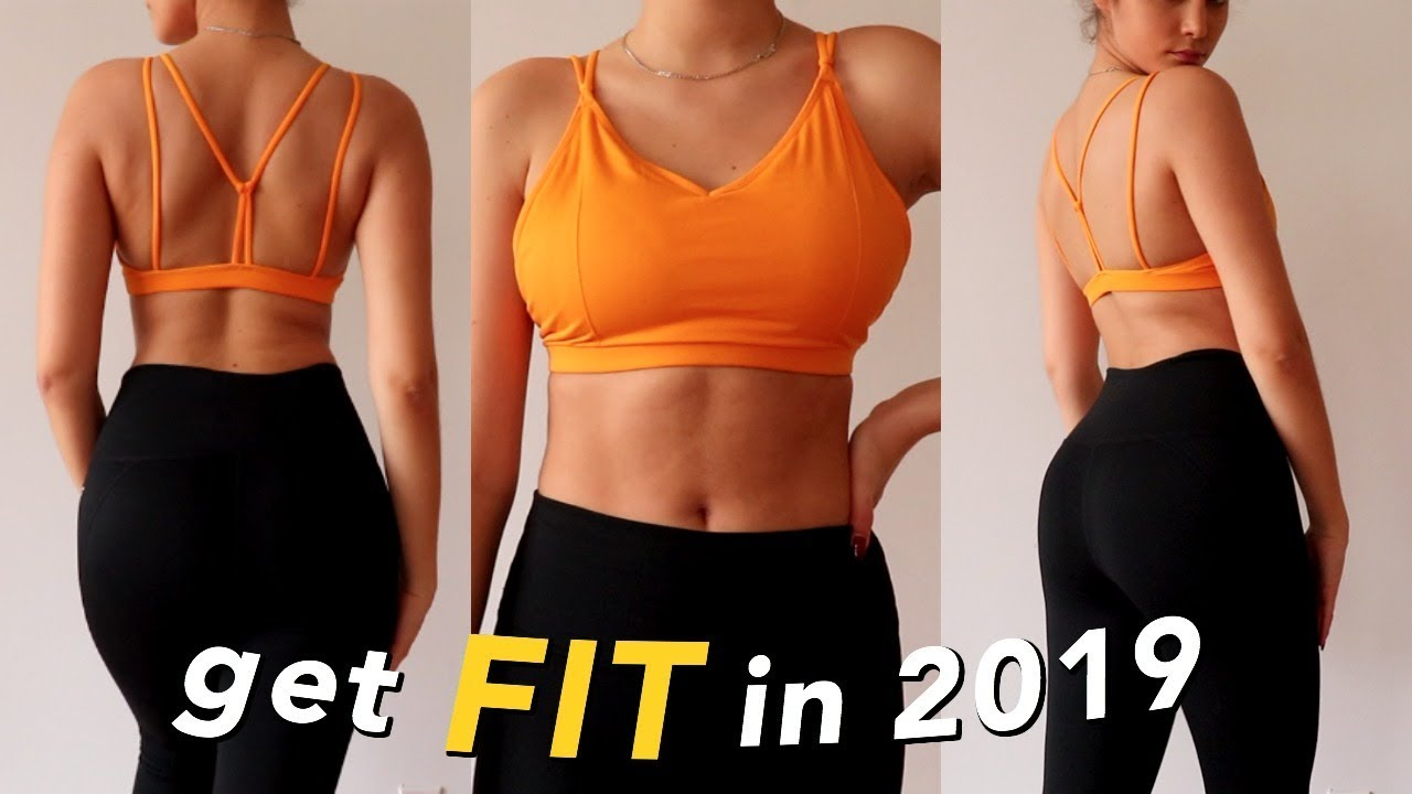 Get Fit in the New Year: My Workout Routine 2019!
