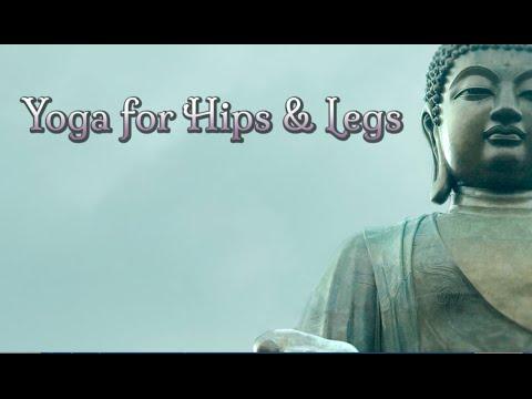 Yoga for Hips & Legs