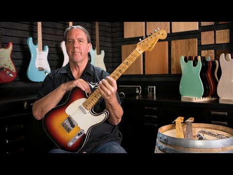 Special Ed  - Clapton Plays His Replica Blind Faith Telecaster